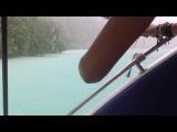 Тайланд. Симиланские острова. Шторм. Второй день экскурсии. В главноей роли Илья Кольцов